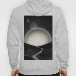 Unknown Planet Hoody