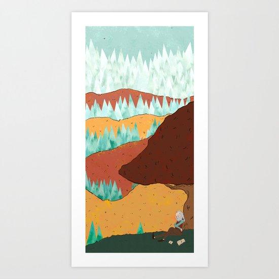 Feodor Art Print