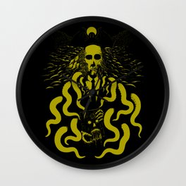 I Am Horror Wall Clock
