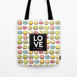 Love is sweet. Tote Bag