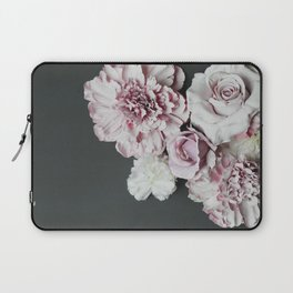 Pale Flowers Laptop Sleeve