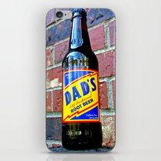 Retro root beer iPhone & iPod Skin