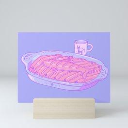 Pastel Kiki Mini Art Print