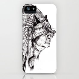 Ambiguous Indian iPhone Case
