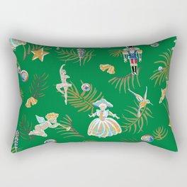 Nutcracker Rectangular Pillow