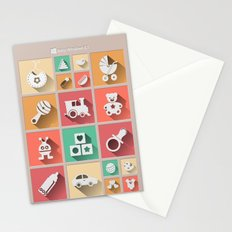 Baby Windows 8.1 Stationery Cards