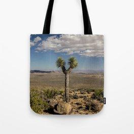 Y Joshua Tree Tote Bag