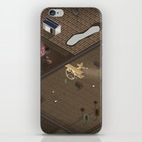 country iPhone & iPod Skins featuring Country by Soak