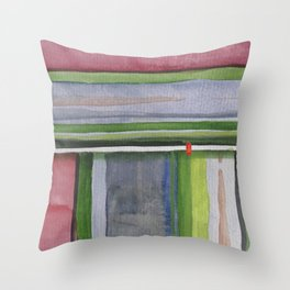 Bayadère, bayadere Throw Pillow