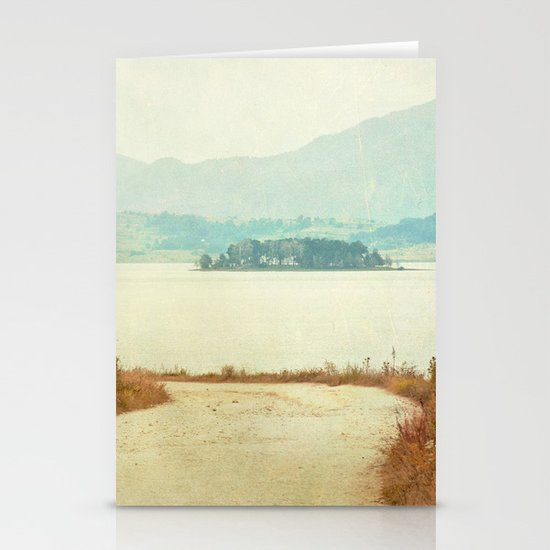 The Curve Stationery Cards