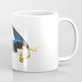 Swallow-tailed Hawk Coffee Mug
