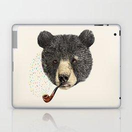 BLACK BEAR SAILOR Laptop & iPad Skin