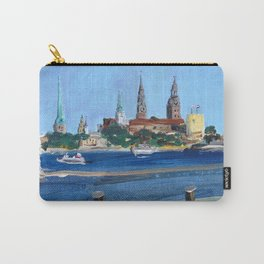 Pearl of the Baltics Carry-All Pouch