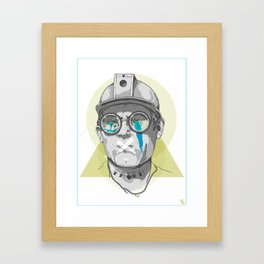 Ready to Heal Framed Art Print