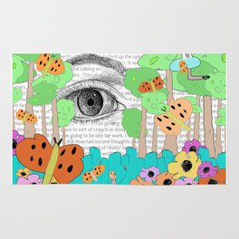 Eye Dream Rug