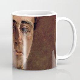 Paul Gauguin - Man in a Toque, Self-Portrait (1875-1877) Coffee Mug