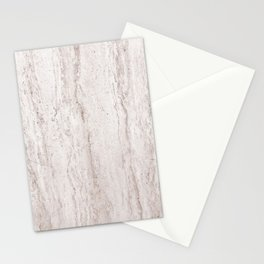 Creamy Waterfall I Stationery Cards