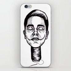 Chelsea Smile iPhone & iPod Skin