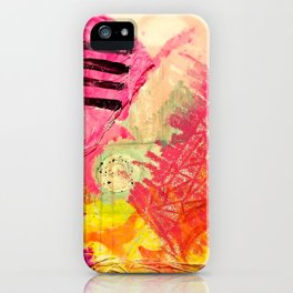All In All iPhone Case