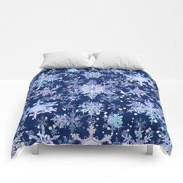 Snowflakes #3 Comforters