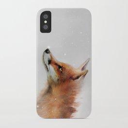 Foxy Love iPhone Case