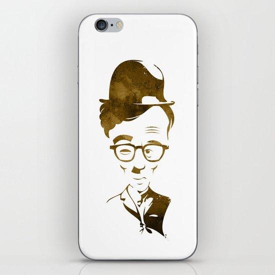 WOOLIE CHAPLEN iPhone & iPod Skin