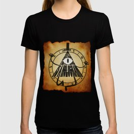 Bill Cipher Papyrus T-shirt