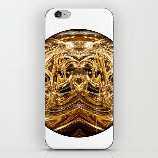 oro tre iPhone & iPod Skin