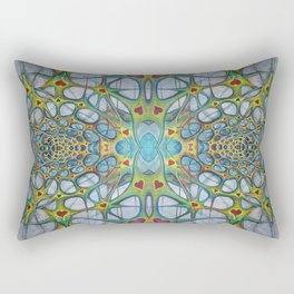 Connectome Rectangular Pillow