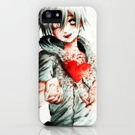 sacrifice of Love iPhone Case