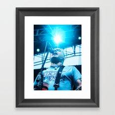 NOFX Framed Art Print