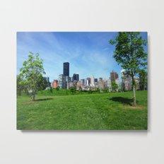 NYC Roosevelt Island Park View 2 Metal Print