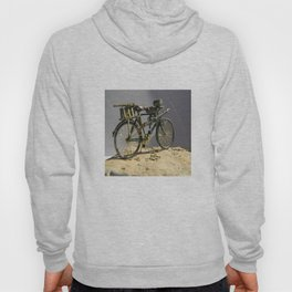 Old bicycle Zvonekmakete Hoody
