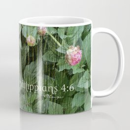 PHILLIPPIANS 4:6 Coffee Mug