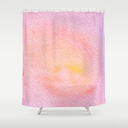 Atardecer Shower Curtain
