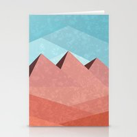 egypt Stationery Cards featuring Egypt by Illusorium
