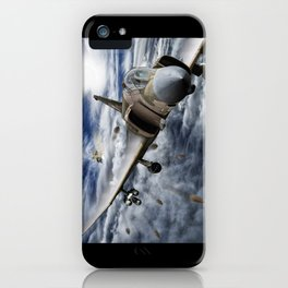 Mig at six !!! Brake left !!! iPhone Case