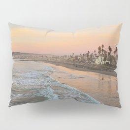 Sunset in San Diego Pillow Sham
