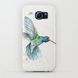 Hummingbird Flurry iPhone Case