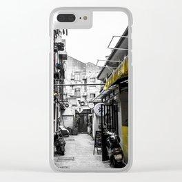 Tian Zi Fang colors Clear iPhone Case