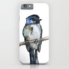 Blue bird Slim Case iPhone 6s