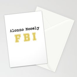 Midnight Run Stationery Cards