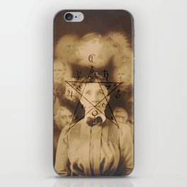 Spiritualist Mandala iPhone Skin