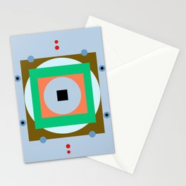 Squaring the Circle Stationery Cards