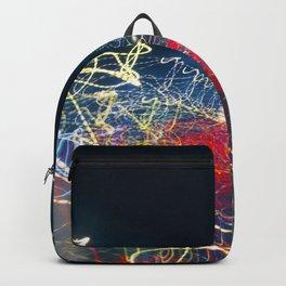 Lightpainted Rozzer Alert Backpack