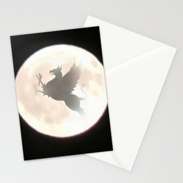 Gryphon Moon Stationery Cards