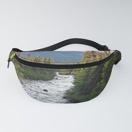Mountain Fresh Winding River Fanny Pack