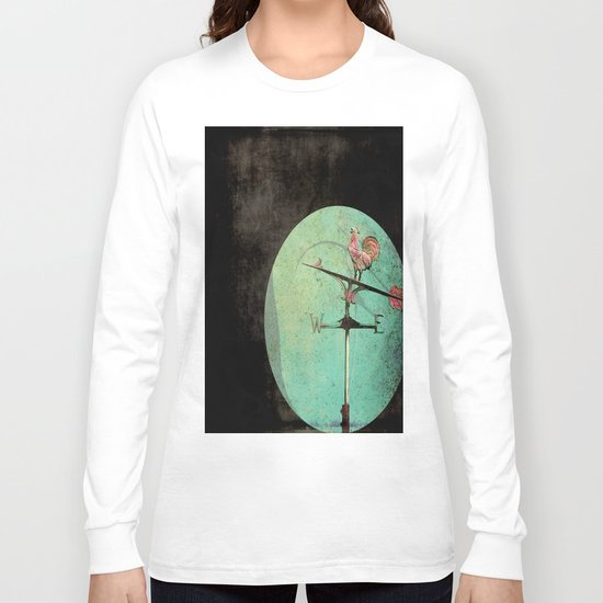 The Tale of a Weathervane Long Sleeve T-shirt