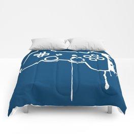 """Control"" - Reversed Comforters"