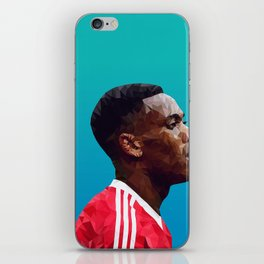 Anthony Martial - Manchester United iPhone Skin